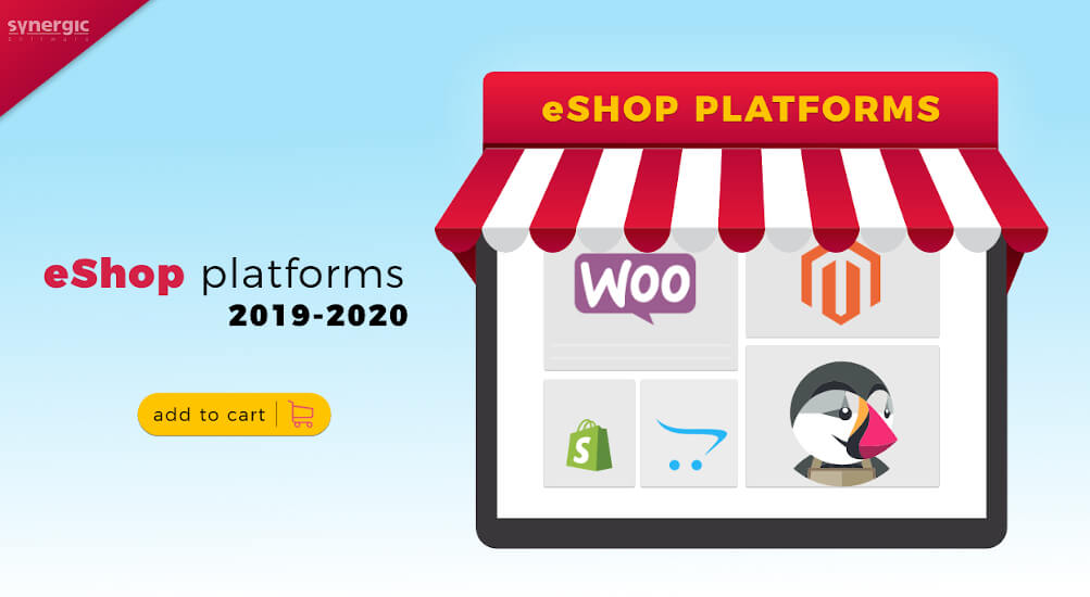 eshop platforms 2020 prestashop woocommerce