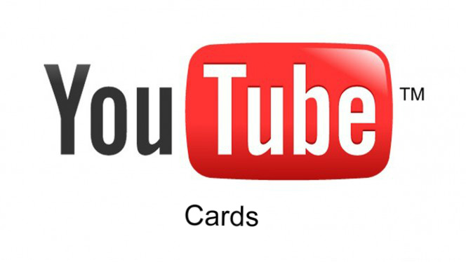 You tube cards – Η νέα Ecommerce υπηρεσία προβολής προϊόντων